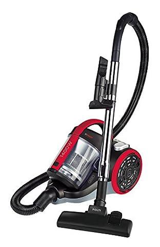 Polti Forzaspira C110 Bagless Cylinder Vacuum Cleaner, 1400 W