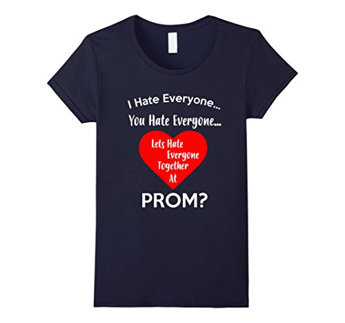 Funny Prom T-shirt - Prom Proposal Idea Tee Shirt Damen, Größe S (Shirt Ideen Prom)