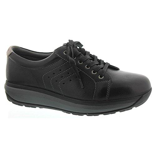 finest selection 8da25 e96d3 Joya 079cas - Zapatos de Cordones de Cuero para Hombre, Color Negro, Talla  47