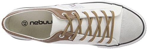 Nebulus Colorado Sneaker Uomo Bianco bianco