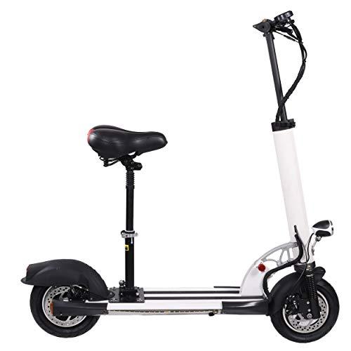 XULONG Scooters eléctricos Adultos Plegables