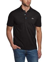Lacoste Herren Poloshirt L1230-00, Einfarbig