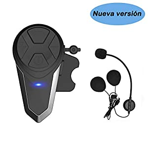 KOEITT BT-S3 Intercomunicador Casco Moto