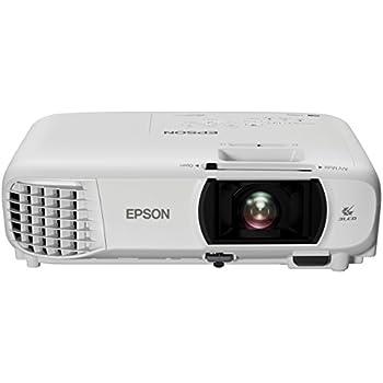 Epson EH-TW650 3LCD-Projektor (Full HD, 3.100 Lumen, 15.000:1 Kontrast)