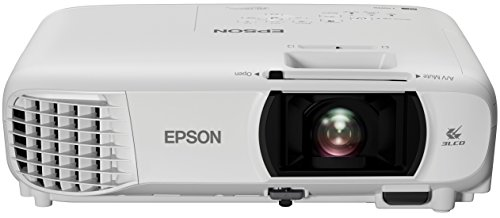 Epson EH-TW650 - Proyector Full HD 1080p, color blanco