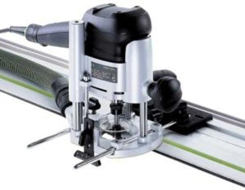 FESTOOL 574375 Oberfräse OF 1010 OF 1010 EBQ-Set