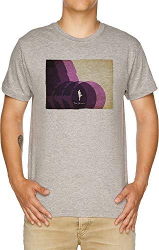 Das Jesus Herren T-Shirt Grau