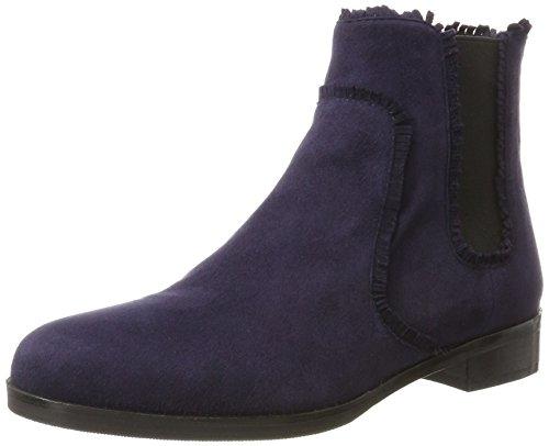 Steffen Schraut Damen 25 Fringe Lane Chelsea Boots, Blau (Ocean), 38 EU (Blaue Frauen Für Fransen-boots)