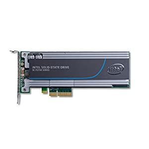 Intel P3700 ssdpedmd016t401 Interne Solid State Drive 1,6tb Noir