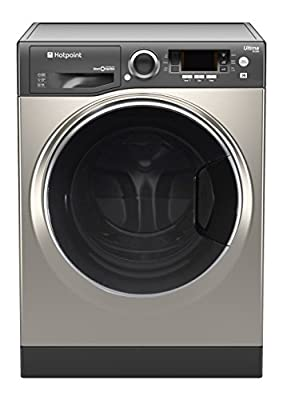 Hotpoint Ultima S-Line RD 966 JGD Washer Dryer - Graphite from HOTPOINT