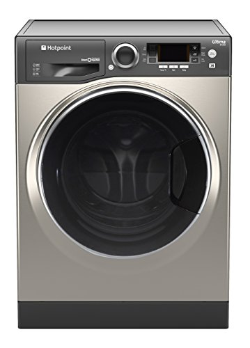 Hotpoint Ultima S-Line RD 966 JGD Washer Dryer - Graphite
