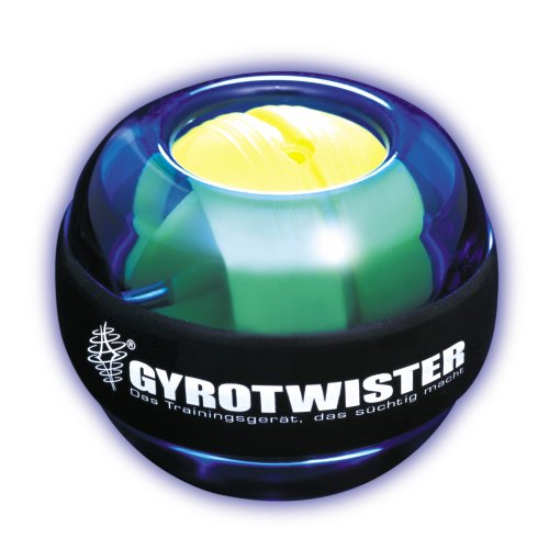 GyroTwister Classic - Aparato de Entrenamiento para Manos y Brazos