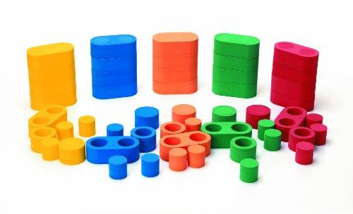 EDUPLAY KC2103 - Set de Juguetes de Actividad para eslabones (16 x 8 x 5 cm, 95 Piezas)