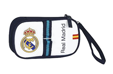 Real Madrid Fc White Nintendo DS Travel Carry Case Cover