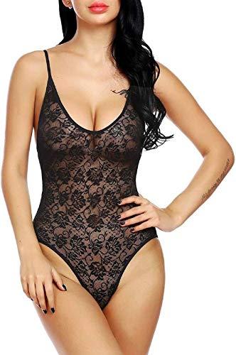 Noty Secrets Women G-String Net Nightwear