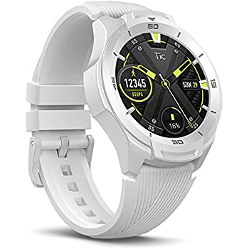 Ticwatch E Ice Smartwatch Intelligente Armbanduhr mit