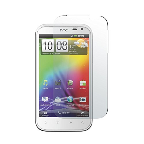 PhoneNatic 4 x Pellicola Protettiva chiaro per HTC Sensation XL Pellicole Protettive