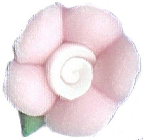 Lot de 10 petites fleurs 5 mm : Rose... la ausgefallene Nail Art Fimo 3D pour vos ongles.