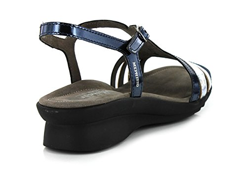 Mephisto PAOLINA Sandales pour femme bleu marine bleu/navy