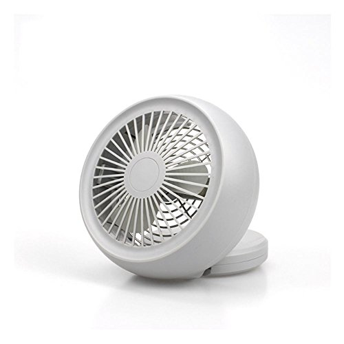USB Ventilator Mini Tischventilator Leise, 360° Drehbar, Optimal FüR Schreibtisch , A