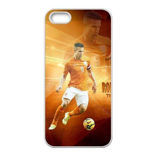 LP-LG Phone Case Of Robin van Persie For iPhone 5,5S [Pattern-6] Pattern-4