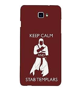 EPICCASE Stab Templars Mobile Back Case Cover For LeEco Letv Le 2 (Designer Case)