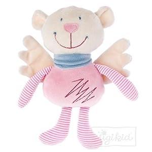 Sigikid 49061  - Bumbeidschi carácter, el tamaño de Rosa,: 22 cm