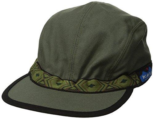 Kavu Strapcap Angeln Hat, Herren, olivgrün