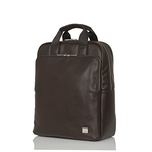knomo-154-402-brn-dale-tote-bag-backpack-for-15-inch-laptop-brown