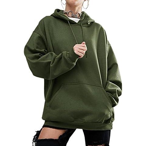 RETUROM Las mujeres nuevo estilo Extranjeros impresión popular de manga larga de la camiseta de la blusa superior