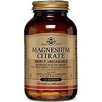 Solgar Citrato Magnesio - 120 Tabletas