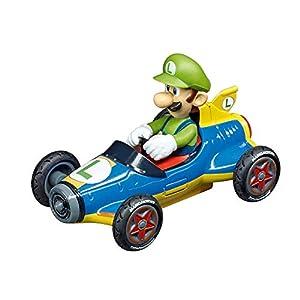 Carrera- Nintendo Mario Kart Mach 8 - Luigi, (Stadlbauer 20064149)