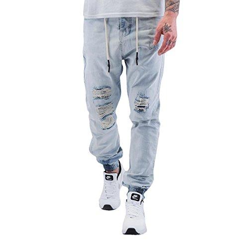 Just Rhyse Homme Jeans / Antifit Luke Bleu