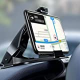 Kfz-Handyhalterung, Auto Halterung Rutschfeste Armaturenbrett-Ständer-Universalauto-Wiege Für Sicheres Fahren, Kompatibles Iphone Android 3.5-7 Zoll