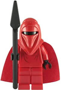 LEGO Star Wars: Imperial Royal Guard Minifigure with Black Spear