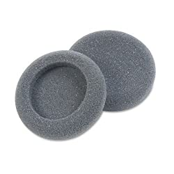 Plantronics : Ear Cushion for Plantronics H-51/61/91 Headset Phones -:- Sold as 2 Packs of - 2 - / - Total of 4 Each