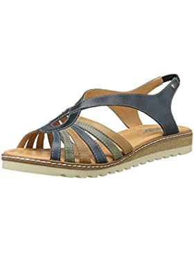 Pikolinos Damen Alcudia W1l_v17 Offene Sandalen mit Keilabsatz