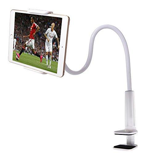 Zilong-Soporte-Flexible-para-Tablet-Mvil-E-readers-360-Grados-de-Rotacin-Cabecera-de-Cama-Atril-Instrumento-Mesilla-Cocina-Universal-para-Tablet-iPhone-iPad-Samsung-Galaxy-Google-Nexus-Etc