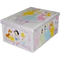 Aufbewahrungsbox Princess 2-er Pack Spielzeug Kiste DISNEY preisvergleich bei kinderzimmerdekopreise.eu