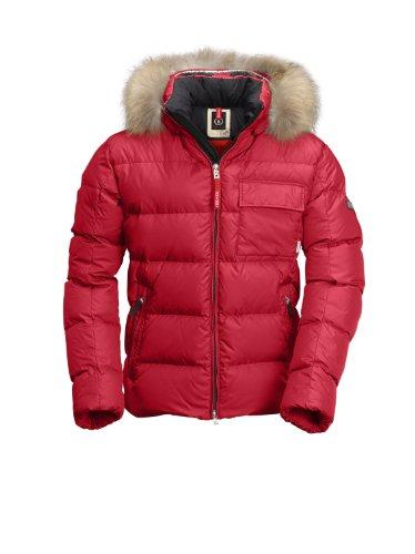 Bogner Fire + Ice Herren Jacke Lucca-DP, red, L, 3410-4012 (Herren Ski-jacke Bogner)