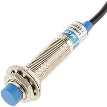 Gazechimp LJ12A3-4-Z / AY 3-Draht PNP NC Induktiver Näherungssensor Steuerung Schalter 1M / 3.3ft Kabel