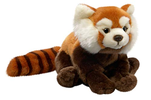 Carl Dick Peluche - Panda rojo (felpa, 30cm, 49cm con cola) [Juguete] 2212