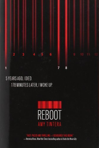 Reboot by Tintera, Amy (2013) Hardcover  by