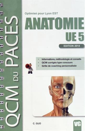 Anatomie UE5 : Optimisé pour Lyon Est