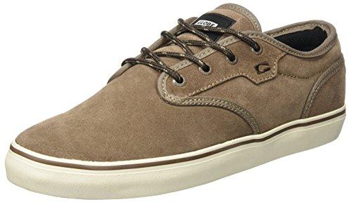 Globe Motley, Zapatillas de Skateboard para Hombre, Braun...