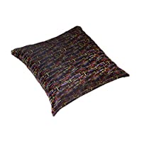 iBed home Decorative Cushion 500 Grams Size 45x45 cm, SATIN SILK-07