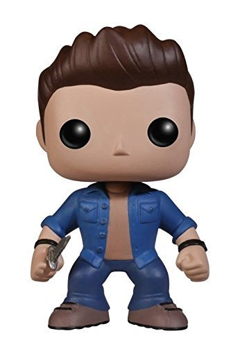 Funko 3736 POP! Vinylfigur: Supernatural: Dean