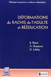 Déformation du rachis de l'adulte et rééducation