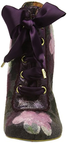Irregular Choice - Sweet Pea, Scarpe col tacco Donna Marrone (Marrone (Brown))