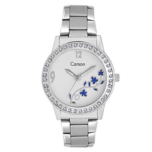 41i7v6IM0mL. SS510  - Carson Girls Wrist : cr 3508 watch